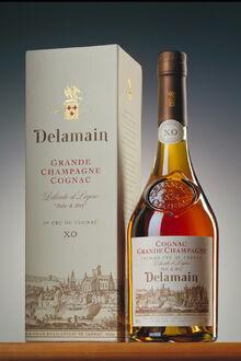 Delamain Pale & Dry XO