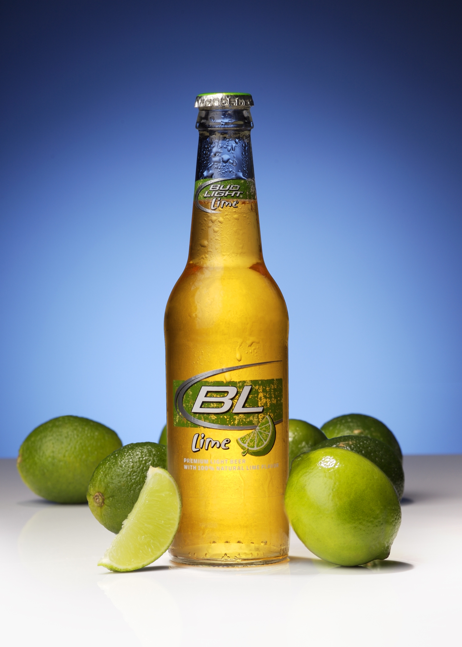 How Many Calories In A Bud Light Lime Bottle