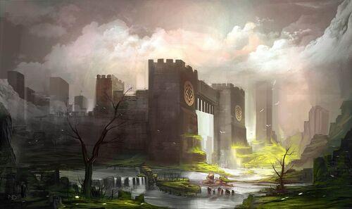 Gates by nele diel-d5y87k2