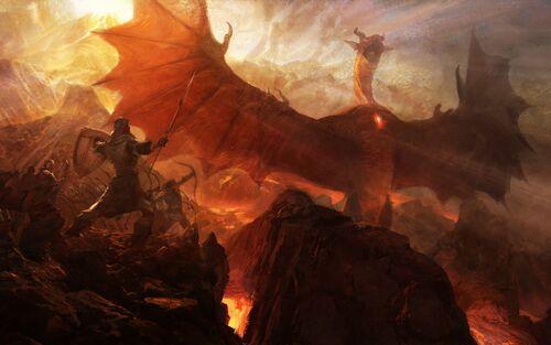 Safirion battle