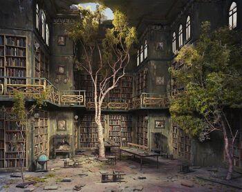 Frikitecaris Bibliotecas del futuro