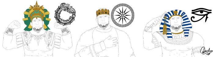 Aeneas tres reyes