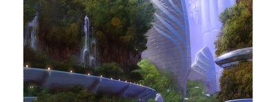 Ciudad futurista-t2