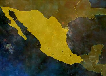 Hegemonia de México