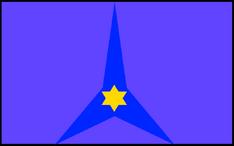 Bandera del pais Weren