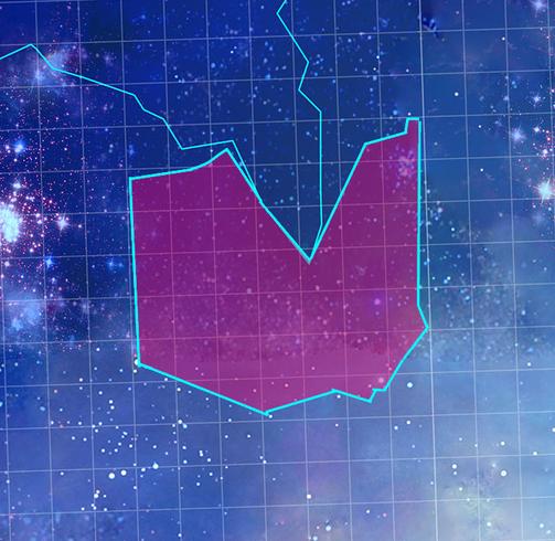 Mapa de la Legión Merenn