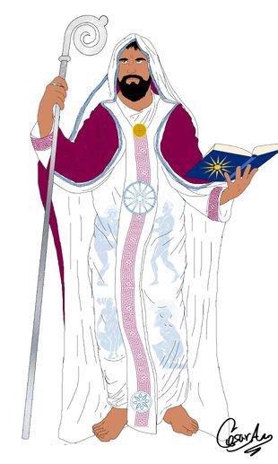 Pontifex Maximus Baasileos color