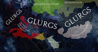 8 Invasiomes glurgs I
