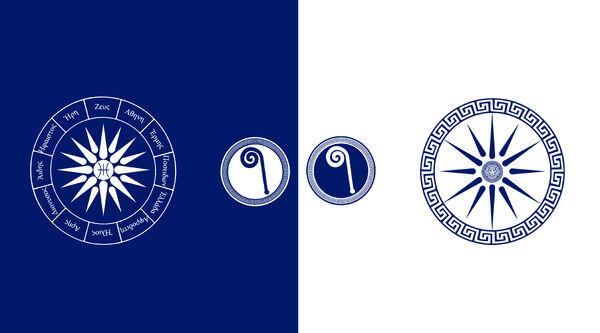 Bandera del Archiereado