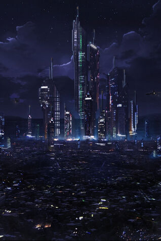 Artistic-futuristic-city-wallpaper-iphone