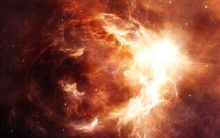 Nacimiento de una estrella