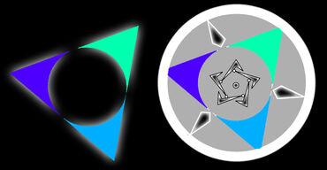 Triangulos dimensionales