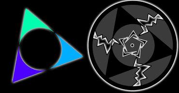 Triangulos dimensionalesv