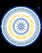 Escudo hoplitico del Reino Helenico