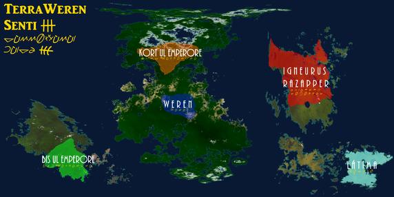 TW mapa politico siglo 1 - 4 P.P