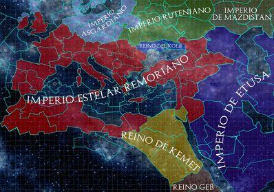 7 imperio estelar remoriano