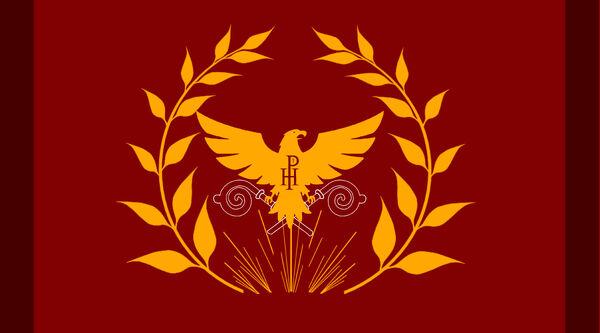 Bandera del Sacro Imperio Remoriano