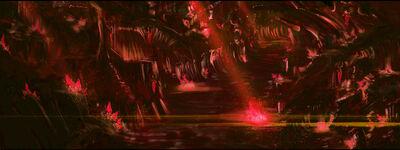 Cueva roja