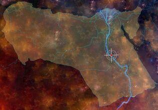 Amarna en egipto