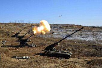 North-korea-artillery-barrage-south-korea-attack-war-aggression