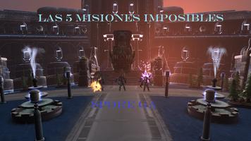 Las 5 Misiones Imposibles