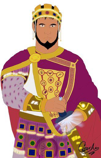 Justiniano helen I