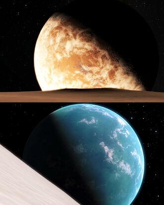 Planetas clase K