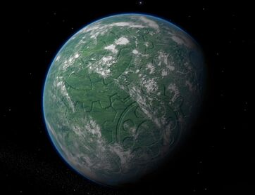 Planeta mecanico