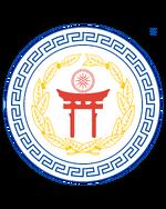 Escudo hoplitico del reino del pequeño nipon
