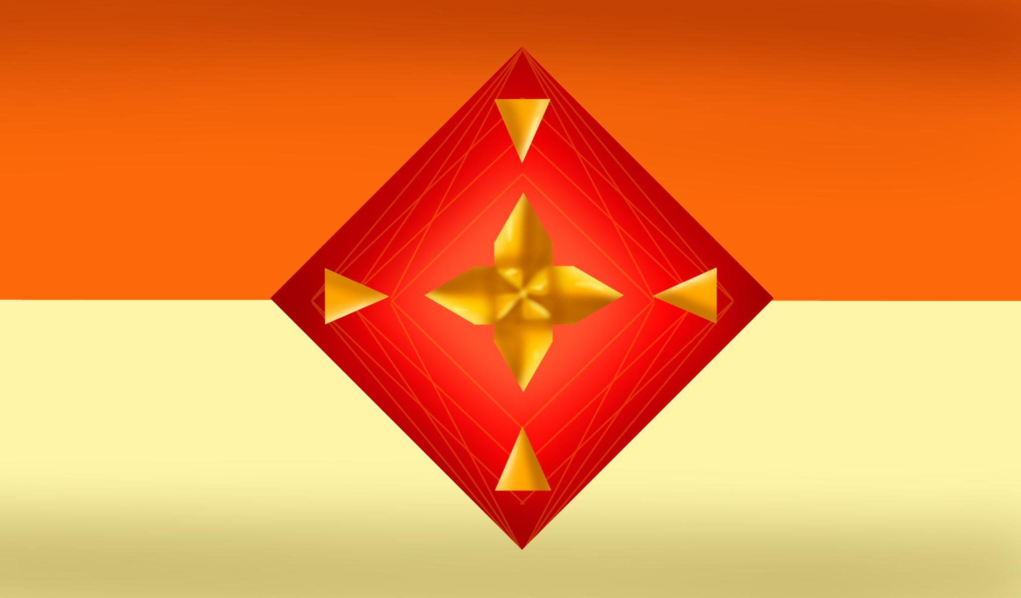 Bandera de la Federación de Comerciantes