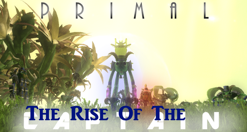 Portada PRIMAL The Rise Of the Captain