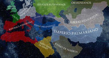 16 expansion occidental de la republica