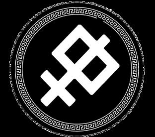 Simbolo de hefesto alcaeus