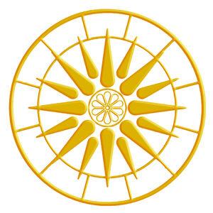 Simbolo del sol invicto