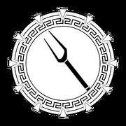 Escudo Patriarcal de Serapia