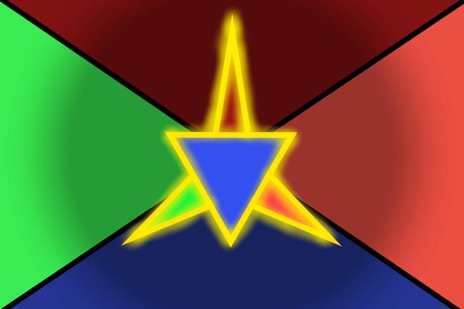 Bandera de la Organización Primigenio