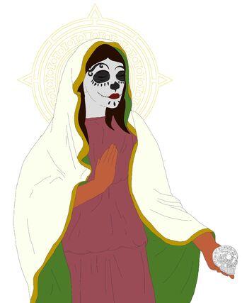 Nuestra señora tonatzin