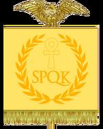 Estandarte de la prefectura pretoriana de Kemet