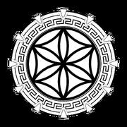 Escudo Patriarcal de Afrodisia
