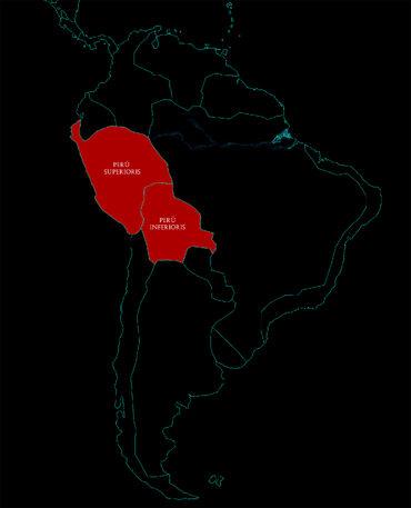 Virreinato de los Andes low