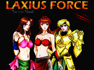 Laxiusforce3 titlescreen