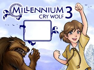 Millennium3crywolf titlescreen