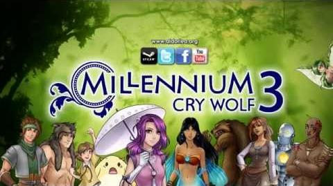 Millennium 3 - Cry Wolf (Official Trailer)