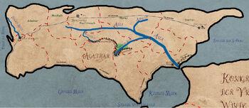 Karte Agathar