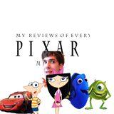 My Reviews of EVERY Pixar Movie