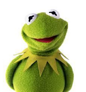 Kermit from The Muppets