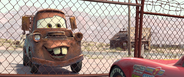 Mater in the first movie