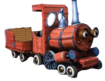 Choochoo Train
