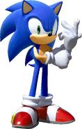 Sonic the hedge hog