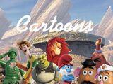 Cartoons (Cars) (Alec Thaggard)